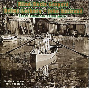 Gaspard/Lindhardt/Bertrand - tidlig amerikanske Cajun musik [CD] USA import