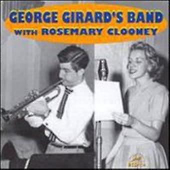 George Girard - George Girard Band med Rosemary Clooney [CD] USA import