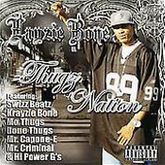 Layzie Bone - Thugz Nation [CD] USA import