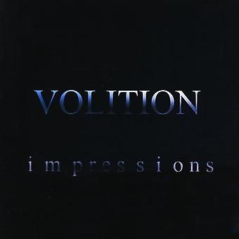Volition, Inc. - indrukken [CD] USA importeren