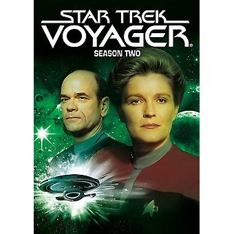 Star Trek: Voyager - seizoen twee [DVD] USA import