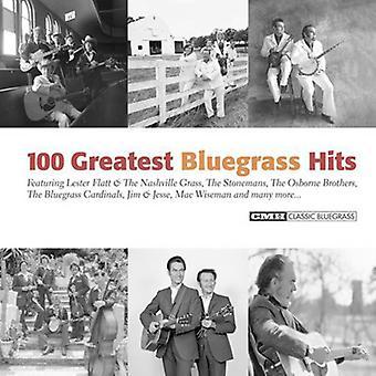 100 Greatest Bluegrass Hits - 100 Greatest Bluegrass Hits [CD] USA import