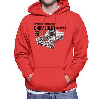 Haynes eiere Workshop manuell Chevrolet Blazer 83 svart Hettegenser