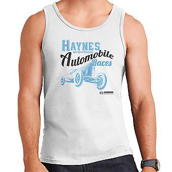 Haynes Brand Sparkford Raceway Races Men's Vest