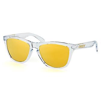 Oakley Frogskins Crystal - zonnebril - OO9013-A4