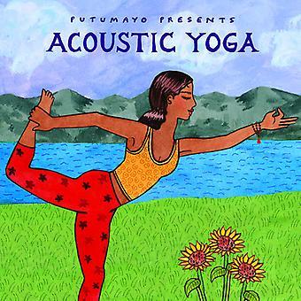 Putumayo præsenterer - akustisk Yoga [CD] USA import
