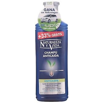 Naturaleza y Vida Shampoo Anti-Dandruff Fall And 300 Ml