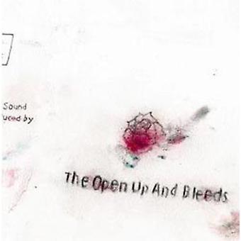 Åbne op & beskæringer - åben op & blødninger [CD] USA import
