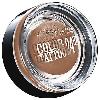 Maybelline Color Tattoo Eyeshadow 24H Gel-Cream (Vrouwen , Make-up , Ogen , Schaduw)