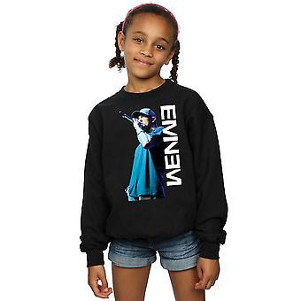 Eminem Girls Mic Pose Sweatshirt