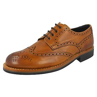Mens Catesby Lace-Up Formal Shoes MCATESPT002T