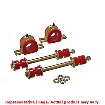 Energie schorsing Sway Bar bus Set 3.5213R rood Front Fits: CHEVROLET 1999-