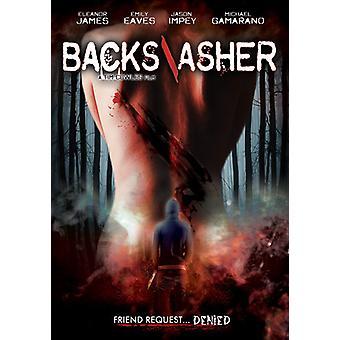 Backslasher [DVD] USA importerer