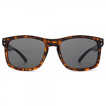 M:UK Dalston Rectangle Sunglasses In Tortoiseshell