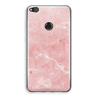Huawei Ascend P8 Lite (2017) Transparant fall - rosa marmor