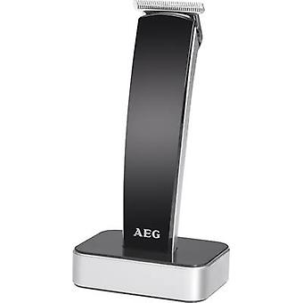 Hair clipper, Beard trimmer AEG HSM/R 5673 NE Black-silver