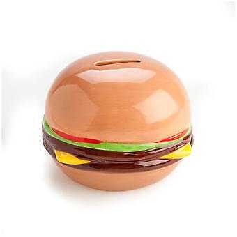 Burger Money Box