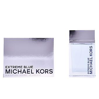 Michael Kors Extreme Blue Eau De Toilette Vapo 120ml Mens New Perfume