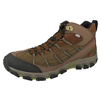 Mens Merrell Waterproof Walking Boots Terramorph Mid