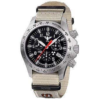 KHS watches mens watch platoon chronograph LDR KHS. PCLDR. NXTLT5