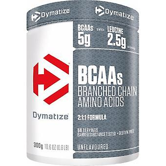 Dymatize BCAAs 2:1:1 Unflavoured 300 g (Sport , Muscle mass , Amino acids)