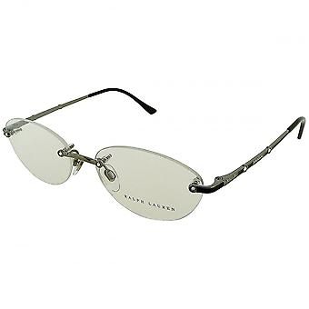 Ralph Lauren Ralph Lauren Ladies Oval Jewelled Rimless Glasses