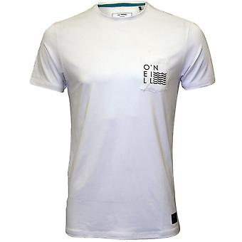 O'Neill Jacks Base UPF50+ Performance T-Shirt, Super White