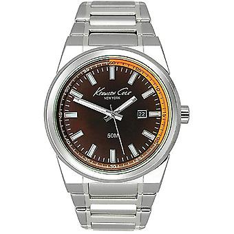 Kenneth Cole New York Stainless Steel Mens Watch KC9193
