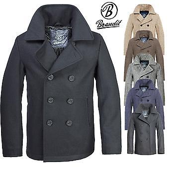 Brandit Pea Coat Men's Jacket