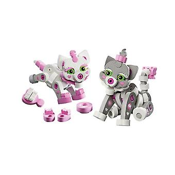 Kit Bloco cat & kitten (fp about 180th)