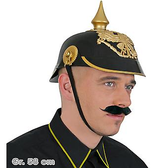 Pickelhaube helmet helmet axe COP