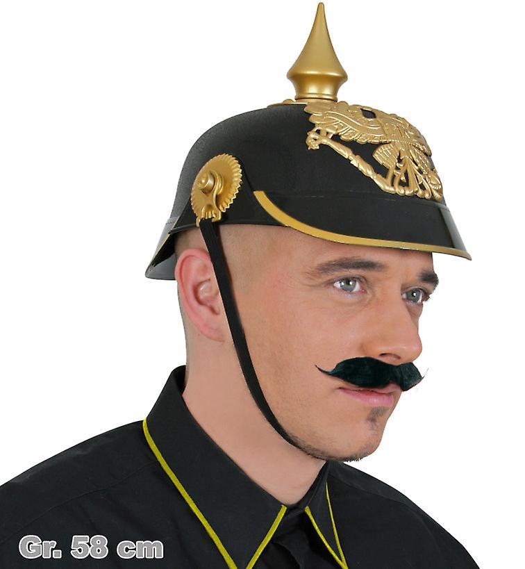 Pickelhaube Helm Pickelhelm Polizist