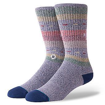 Haltung-Vaucluse-Socken - Marine
