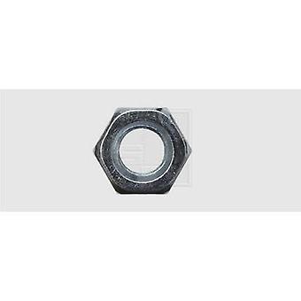 SWG 317520 Hexagonal nut M5 DIN 934 Steel zinc plated 100 pc(s)