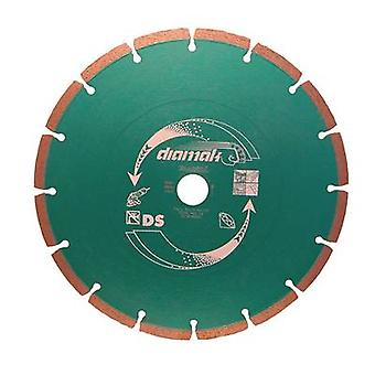 Diamond cut-off roue 125 x22.23 DIAMAK Makita P-45761 diamètre 125 mm intérieur diamètre 22,23/20 mm 1 PC (s)