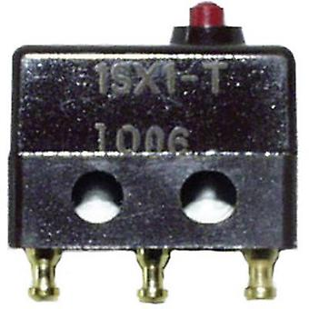 Honeywell Microswitch 1SX1-T 250 V AC 7 A 1 x On/(On) momentary 1 pc(s)
