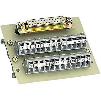 WAGO 289-456 Interface Module D-SUB Female Header 08 -2.5 mm mm²
