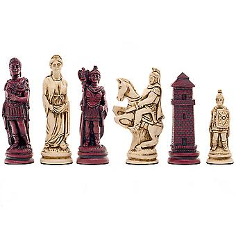 Berkeley Chess Roman Cardinal Chess Men