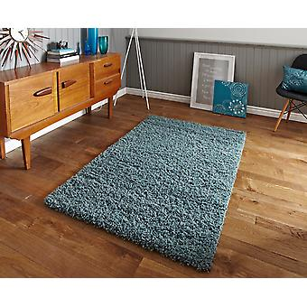 Vista - Plain 2236 Teal Blue Teal Blue Rectangle Rugs Plain/Nearly Plain Rugs