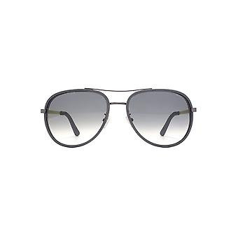 Police Edge 7 Sunglasses In Matte Grey