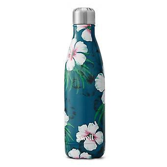 S'well Swell Bottle - Resort Florals Collection - Lanai - Medium 500ml/ 17oz
