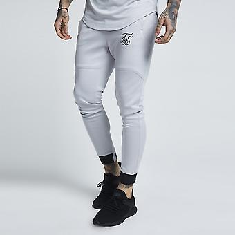 Sik Silk Agility Track Pants Ice Grey