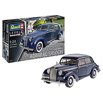 Revell 07042 Luxury Class Car Admiral Saloon Model Kit- Scale 1:24