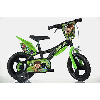 Ben 10 bike mesure 12inches