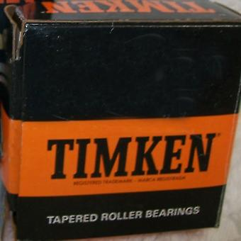 Timken 25572 Tapered Roller Bearing, Single Cone, Standard Tolerance, Straight Bore, Steel, Inch, 1.5000