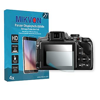 Nikon COOLPIX P610 Screen Protector - Mikvon Armor Screen Protector (Retail Package with accessories)