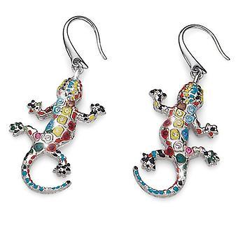 Oliver Weber Earring Gaudi Drac or Multi