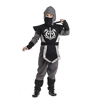 Ninja muziek meisje kostuum Elf schaduw vechter kind kostuum