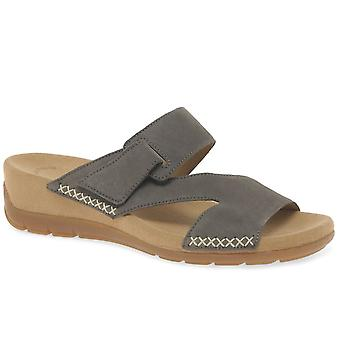 Gabor Kirby Womens Mule Sandals