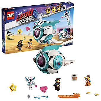 Lego 70830 The Lego Movie 2 zoete Mayhem Systar sterrenschip